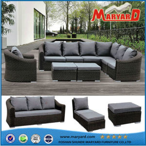 Hot Sale Garden Wicker Furniture for 6 Seat Place pictures & photos