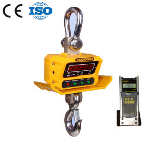 Heatproof Digital Weighing Crane Scale for Industry pictures & photos