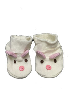 Infant Baby New Born Knitted Shoes pictures & photos