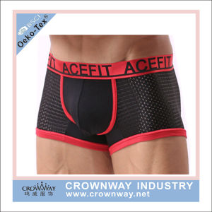 Mens Underwear Boxer Briefs with High Quality (CW-MU-10) pictures & photos
