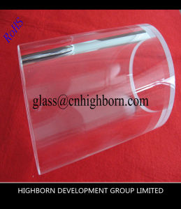 High Quality Large Diameter Clear Quartz Glass Tube pictures & photos