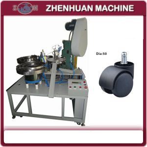 Automatic Castor Wheel Assembly Machine- Custom Made Assembly Machine pictures & photos