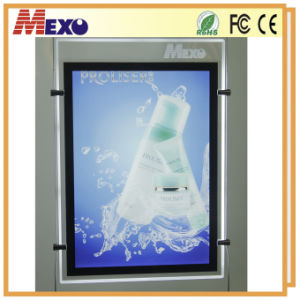 Crystal Acrylic Super Slim LED Light Box for Advertising pictures & photos
