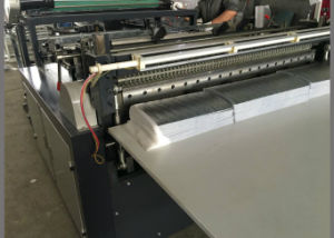 EPE Foam Roll to Sheets Cross Cutting Machine pictures & photos