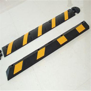 1650mm Striped Rubber Wheel Stopper/Parking Blocks pictures & photos