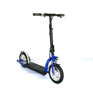 Two Wheel Cheap Light Weight Folding Electric Scooter (ES-1201) pictures & photos