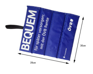 4 Panel Foldable Stadium Seatcushion pictures & photos