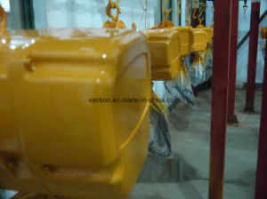 5 Ton Low Headroom Type Electric Chain Hoist Used for Limit Space pictures & photos