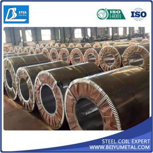 Zinc Coated Galvanized Steel Coil Gi SGCC Dx51d+Z pictures & photos