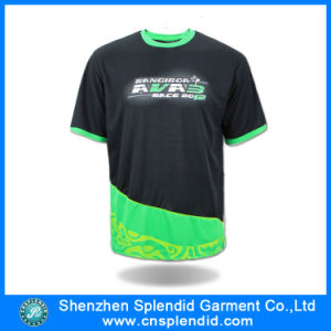 Custom Printing Two Tone Men′s T- Shirt with High Quality
