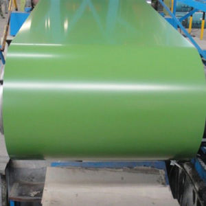 Green PPGL Color Coated Steel for Building pictures & photos