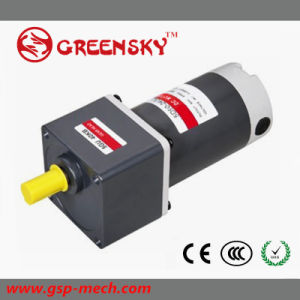 3100rpm Hot Selling! DC Brushed Gear Motor pictures & photos