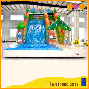 Forest Animals Inflatable Water Slide (AQ1101-3) pictures & photos