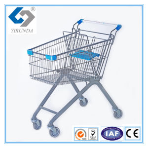 60L European Style Shopping Trolley with Classic Design pictures & photos