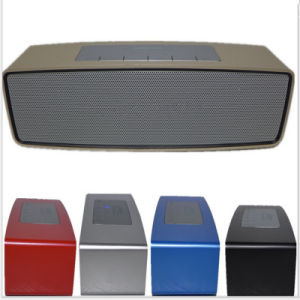 2016 Super Bass Subwoofer S815 Outdoor Portable Mini Bluetooth Wireless Speaker pictures & photos