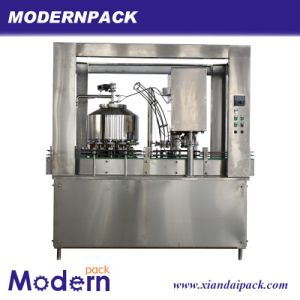 Carbonated Beverage Filling Machine (CGF12-12-6) pictures & photos