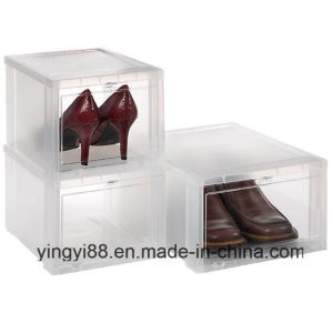 Newest Acrylic Shoe Shoes Boxes pictures & photos