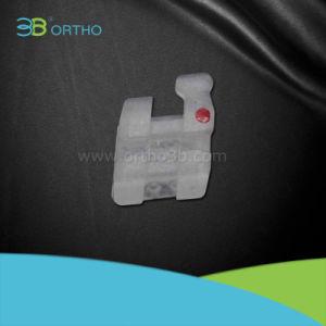 """3b Ortho Mesh Base Roth 022"""" Ceramic Braces with 345 Hook"""