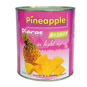 Canned Pineapple in Light Syrup pictures & photos