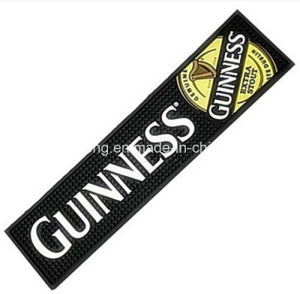 Guinness Label PVC Bar Mat pictures & photos