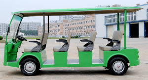 Multi-Functional 11 Passengers Electric City Bus with CE Approved