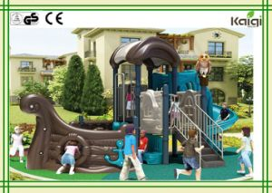 Small Pirate Ship Outdoor Playground for Kindergarten, Community, Chidren Amusement & Recreation/Pirate Ship Outdoor Playground for Parks, Residential Area pictures & photos