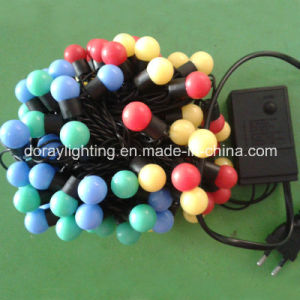 RGB Color LED Ball String Light