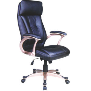 High Back Leather Swivel Manager Director Executive Office Armchair (FS-8307) pictures & photos