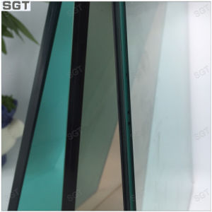 10 mm Laminated Glass with Green and Tea Color From Sgt pictures & photos