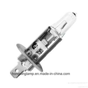 Auto Bulb Car Lamp H1 Clear Halogen Bulb pictures & photos