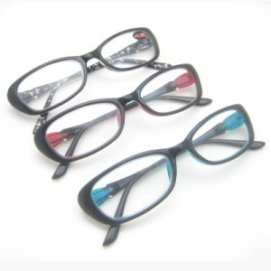 Best Selling Rimless Reading Glasses with Crystal Decoration pictures & photos