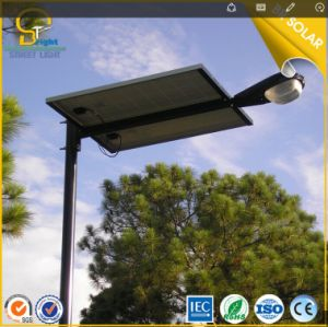 8mtrs Pole Super Brightness 50W LED Solar Road Lighting pictures & photos
