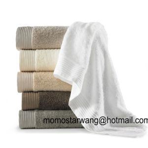 Wholsale Bamboo Bath Towel Bath Sheet of Multi Colours pictures & photos