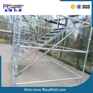 Drop Forged 48.3mm Cuplock Scaffolding System (FF-C003) pictures & photos
