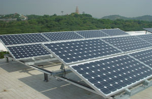 10kw Hot Sale Big Power Solar Panel System for Household pictures & photos