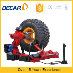 Heavy Equipment Duty Machine Truck Tire Changer Service pictures & photos