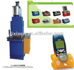 PVC USB Flash Disk Cover Forming Machine High Yield Rate pictures & photos