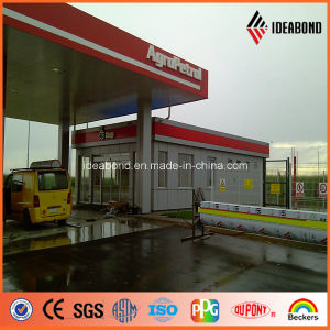 Ideabond 1220*2440mm PVDF Aluminium Composite Panel for Exterior Usage (AF-403) pictures & photos