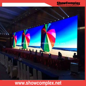 P4.81 Indoor Full Color Rental LED Display Screen pictures & photos