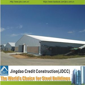 Sandwich Panels Steel Structure Chicks House pictures & photos
