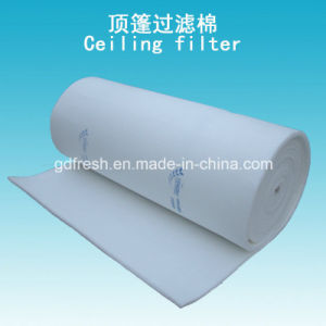Synthetic Fiber 600g Ceiling Filter for Spray Booth pictures & photos