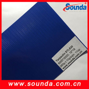 650g PVC Tarpaulin Manufacturer Made in China pictures & photos