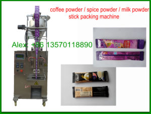 Stick-Shape for Nescafe Coffee Powder Packaging Machine (PLC control; 45bags/min) pictures & photos