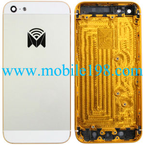 White Brand New Housing Back Cover for iPhone 5 pictures & photos