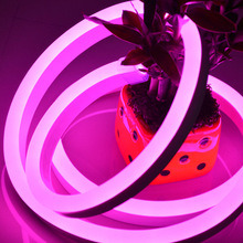 Flexible LED Neon Rope Light in Pink Color pictures & photos