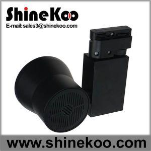 Aluminium 20W COB LED Tracking Light pictures & photos