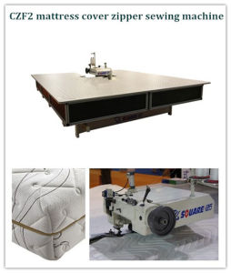 Mattress Zipper Sewing Machine (cover with a hidden zipper) pictures & photos