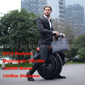 2016 Newest 1000W Motor Electric Scooter Adult Motorcycle (ES006) pictures & photos
