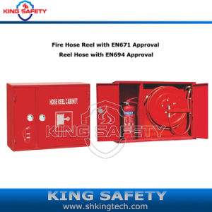 En671 Fire Hose Reel with Cabinet pictures & photos