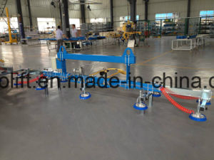 6m Ss Sheet Handling Vacuum Lifter in Horizontal pictures & photos